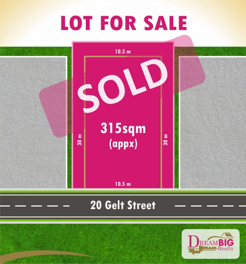 SOLD SOLD SOLD !! Another Home & Land Package !!