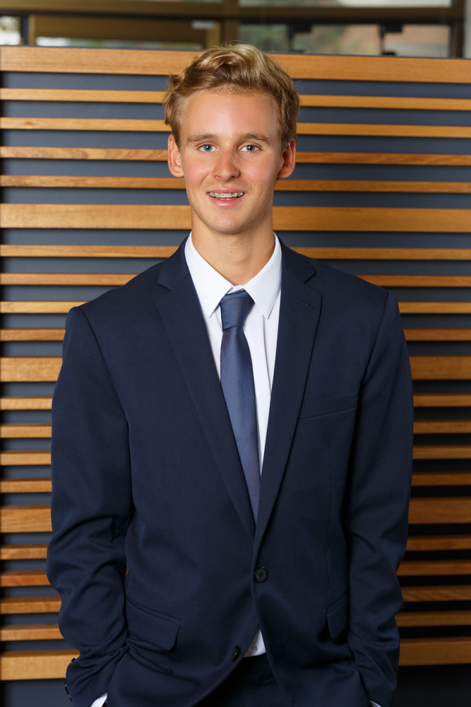 Lachlan Hickey real estate agent