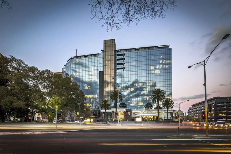 Develop your business in the iconic St Kilda Rd Towers