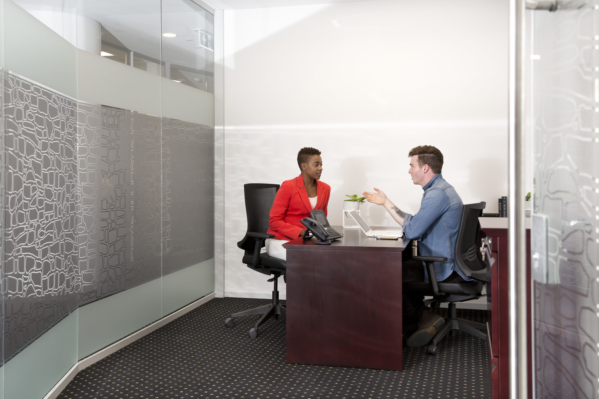 A-grade fitted private workspace for 5 people in Melbourne CBD