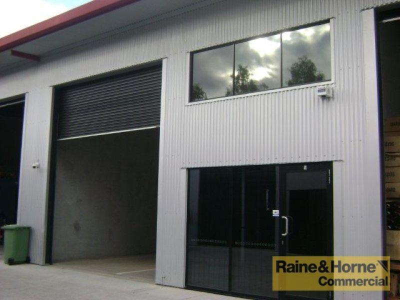 138sqm Secure Industrial Unit for lease @ $288pw plus GST