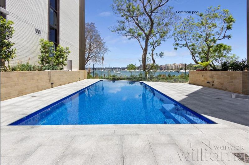 High-end design on Balmain's iconic harbourfront