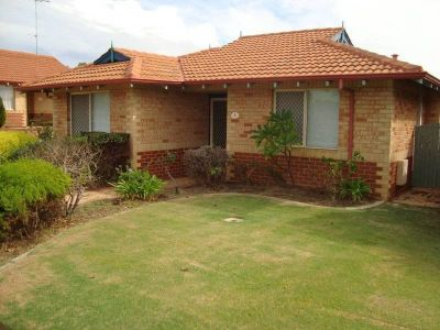 SOUTH BUNBURY - OVER 55's UNIT