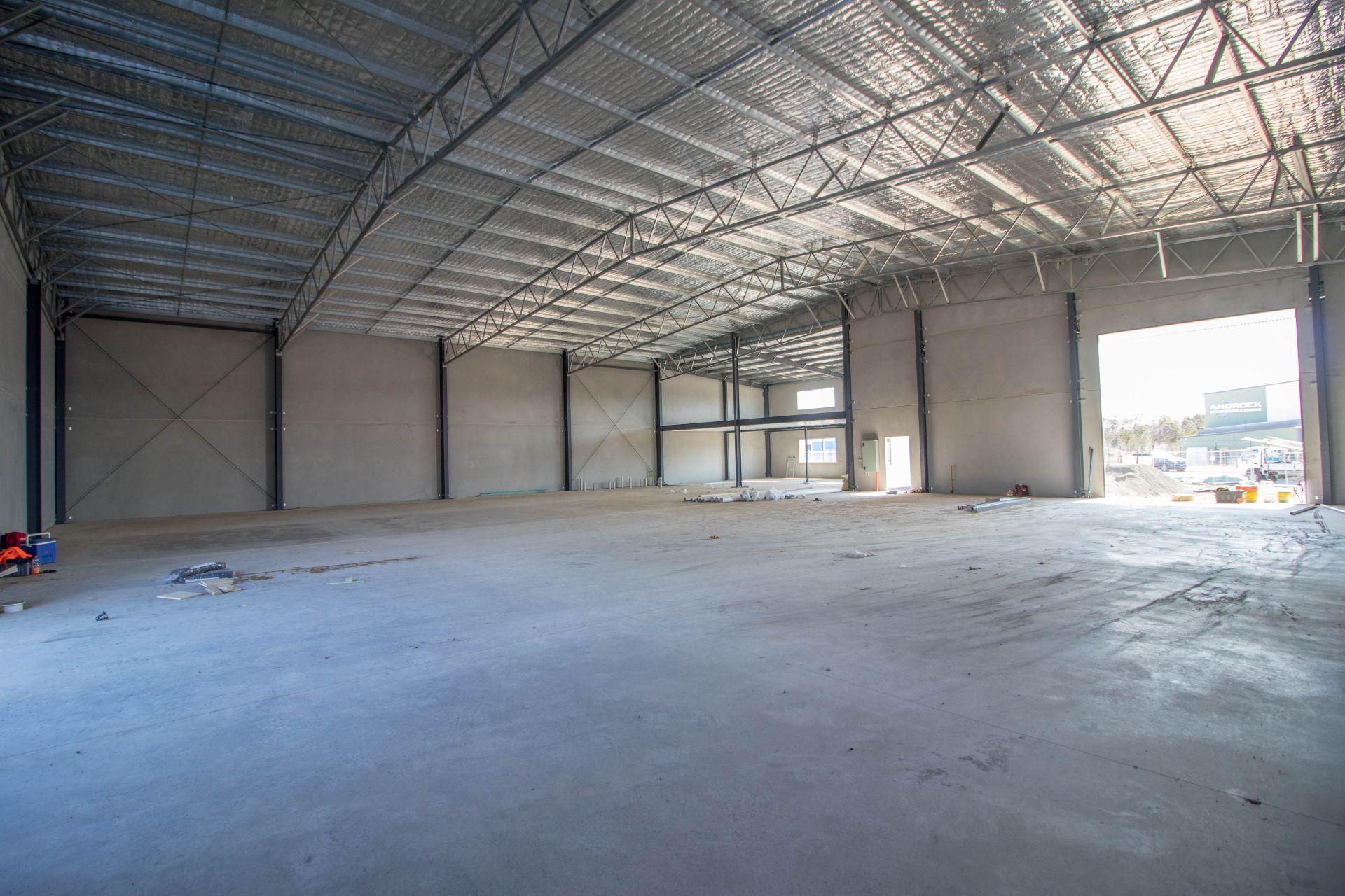 Modern Warehouse & Office
