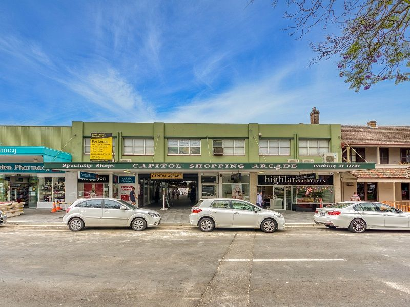 Retail or Professional Space available in tightly held Camden!