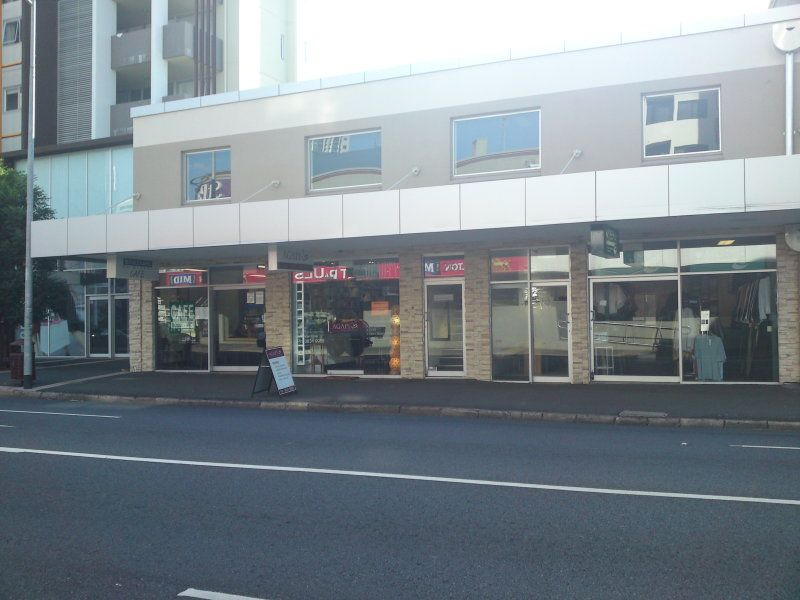 Excellent Exposure - Ground Retail or Office Tenancy Available