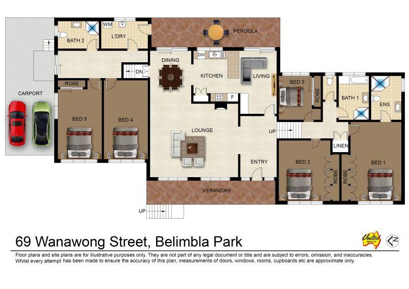 69 Wanawong Street Belimbla Park 2570