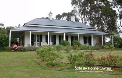 Historic Heritage House on 3 acres near Moruya