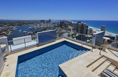 Stunning 539m2 BeachSide Penthouse