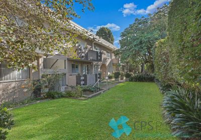 SUN-DRENCHED TOP FLOOR RESIDENCE IN SOUGHT AFTER VILLAGE ADDRESS