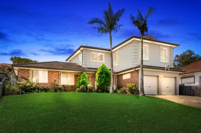 735.2sqm North facing home located in Blue Ribbon location