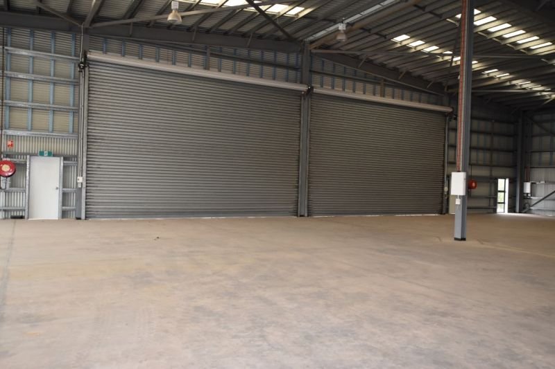 LARGE MODERN WAREHOUSE FACILITY - FROM 250M2 TO 2000M2
