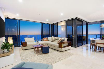 HALF FLOOR SKY HOME - FRONT ROW PREMIUM BEACHFRONT