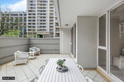 MARTIN - ONE BEDROOM COURTYARD APARTMENT