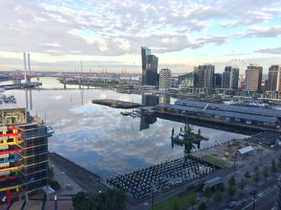 Victoria Point: Fully Furnished One Bedroom on the 20th Floor!