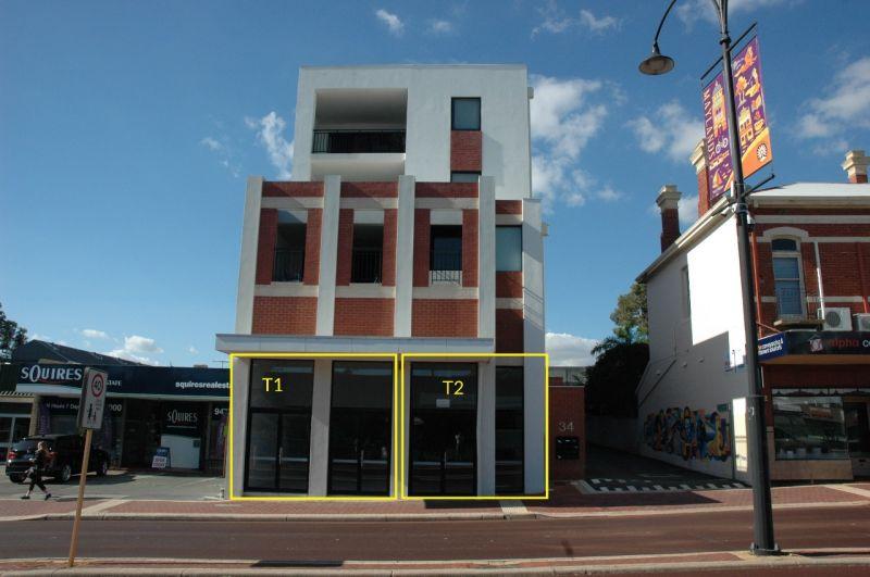 Exposure Plus on an Established High Street