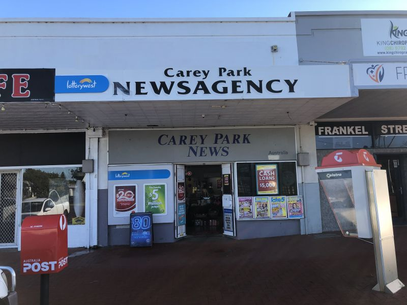 CAREY PARK NEWSAGENCY