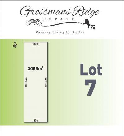Lot 7/460 Grossmans Road, BELLBRAE