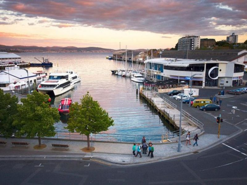 Hobart Waterfront Office