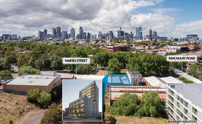 Boutique CBD Fringe Development Site