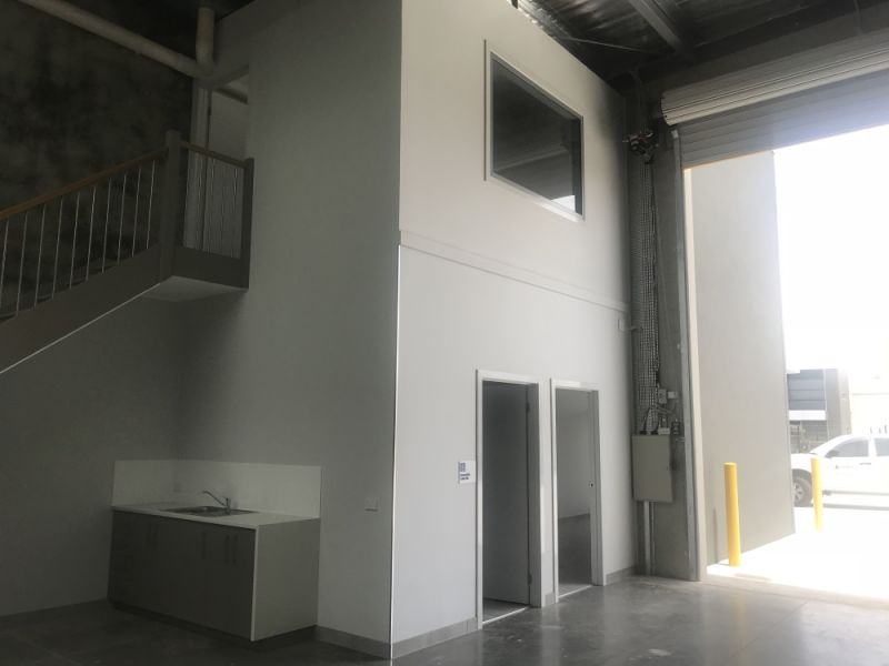 BRAND-NEW WAREHOUSE/OFFICE!