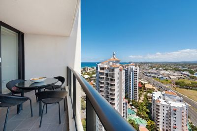 Grandest One Bed In Broadbeach!