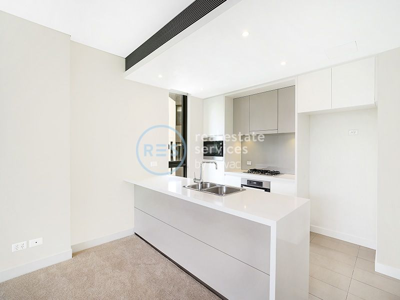 Impeccably designed two-bedroom living near the Tramsheds