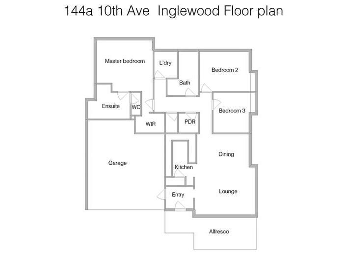 144A Tenth Avenue Inglewood 6052