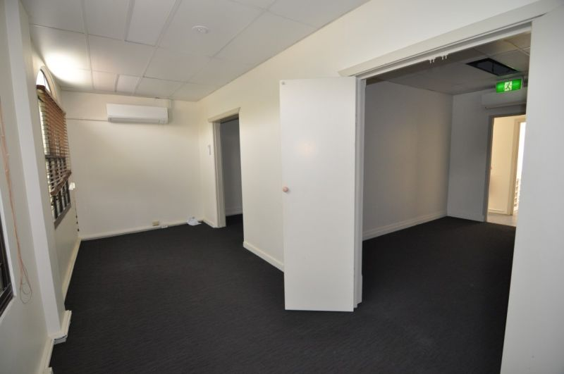 First floor offices with on site parking - freshly renovated