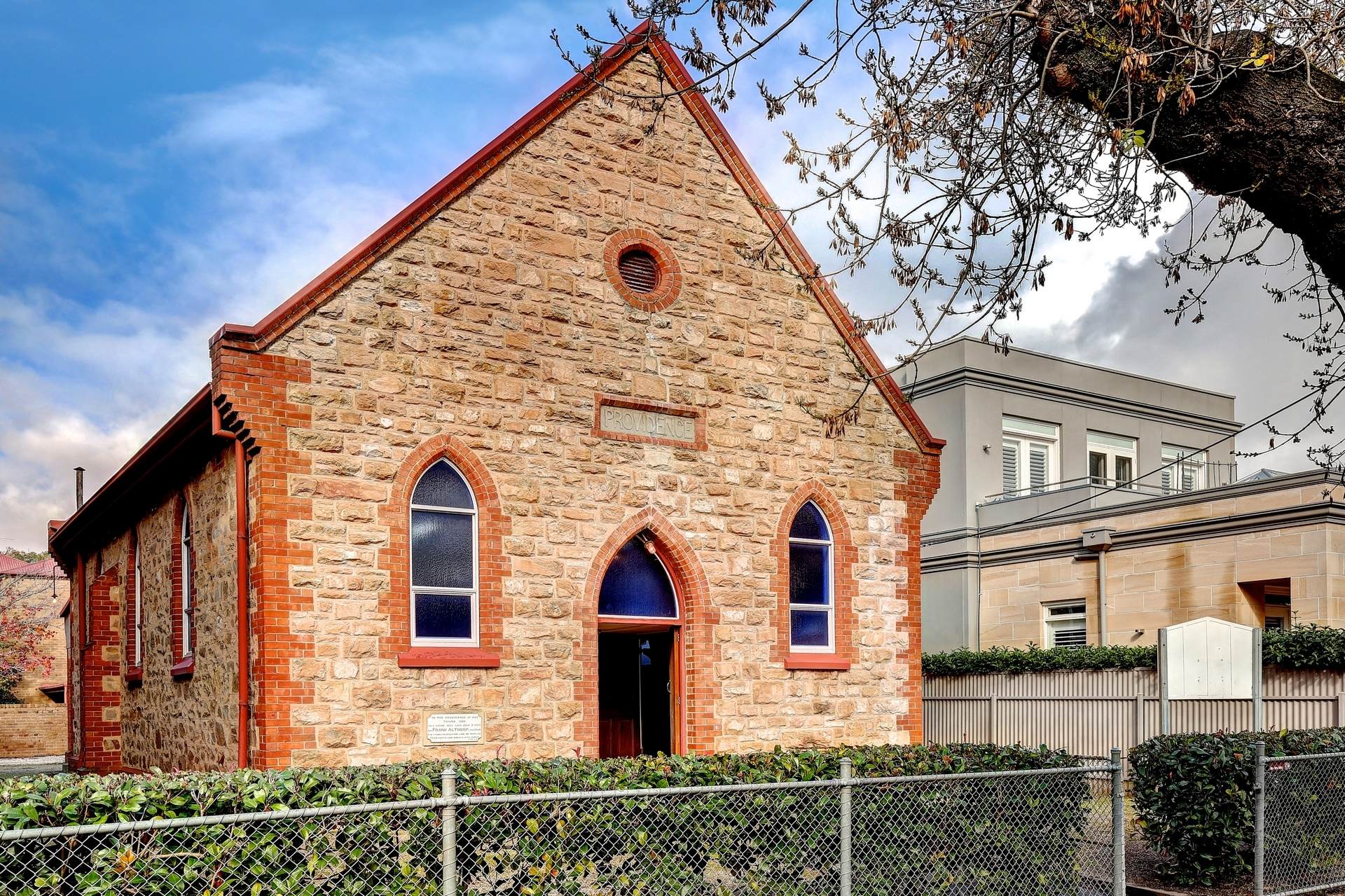 The Providence Chapel