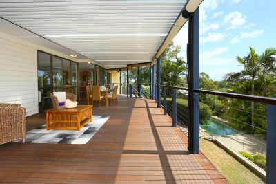 YOUR OWN PRIVATE OASIS RIGHT IN THE HEART OF HELENSVALE