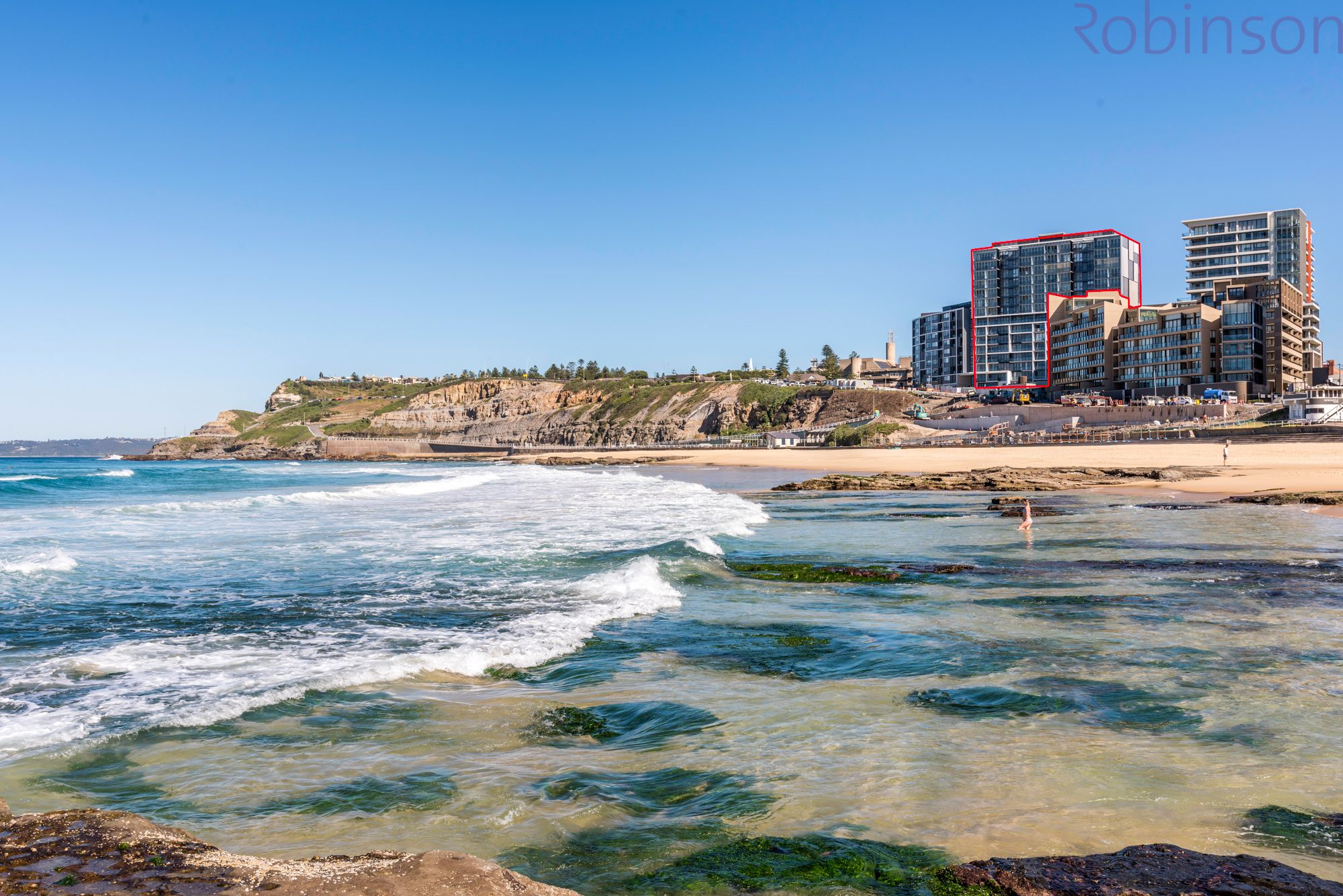 Level 8/B812/75 Shortland Esplanade, Newcastle