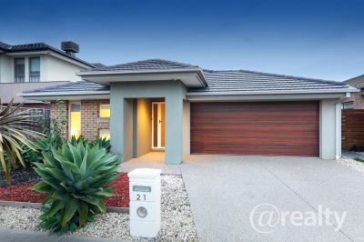 21 Hartwell Street, Keysborough