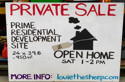 Prime Residential Development Site (+house)