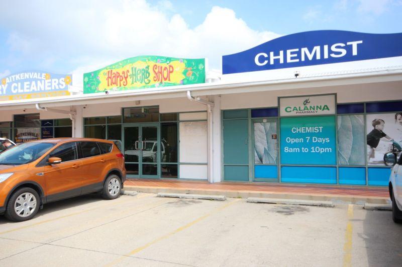 Ross River Road Tenancy in Successful Retail Strip