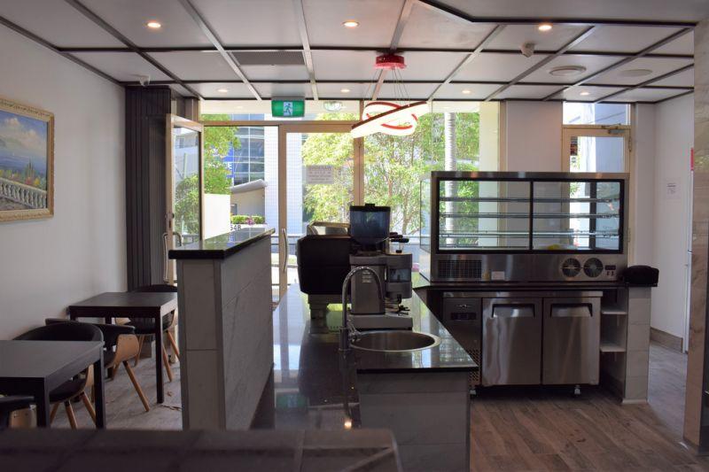 Set Up Cafe - only $825 per week