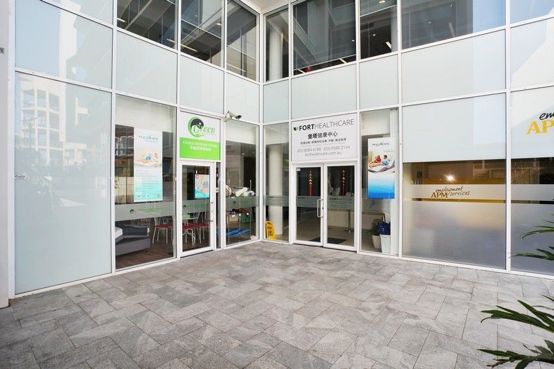 GROUND FLOOR COMMERCIAL SPACE WITH GREAT FITOUT!