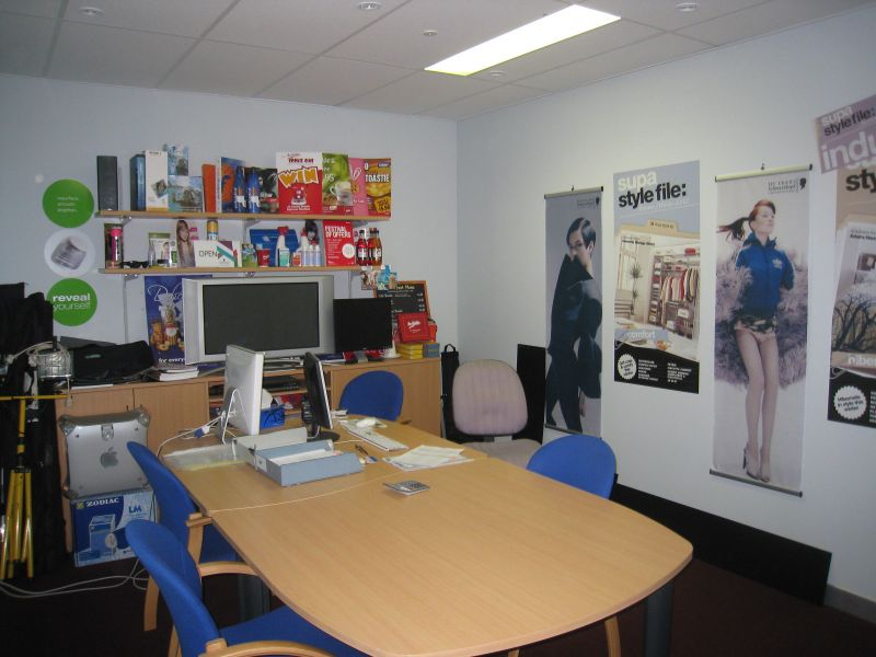 PROFESSIONAL OFFICE WITH BUSHLAND VIEWS