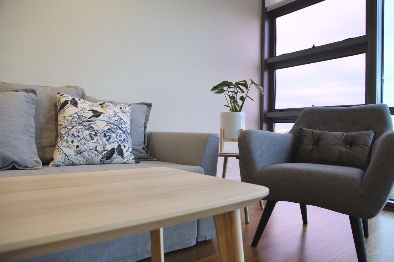 Triptych: Fully Furnished - Highly Sought-After Luxury Apartment!