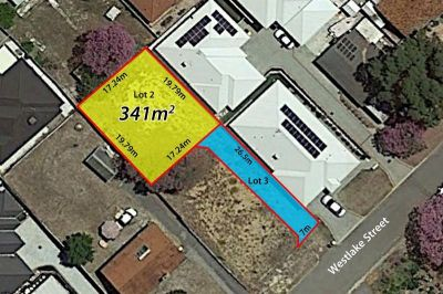 VACANT LAND – A B C PARKLAND LOCATION