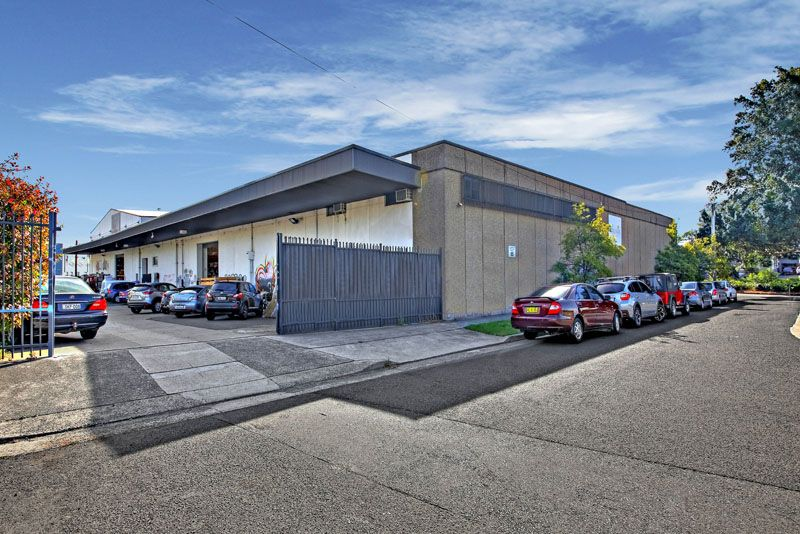 SUBSTANTIAL INDUSTRIAL FACILITY