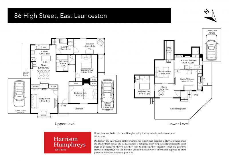 86 High Street Floorplan