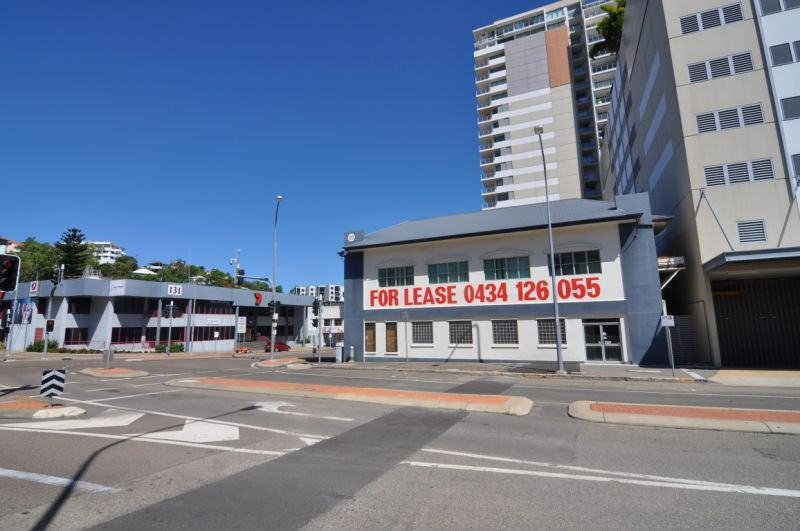 Prominent Freehold CBD Building
