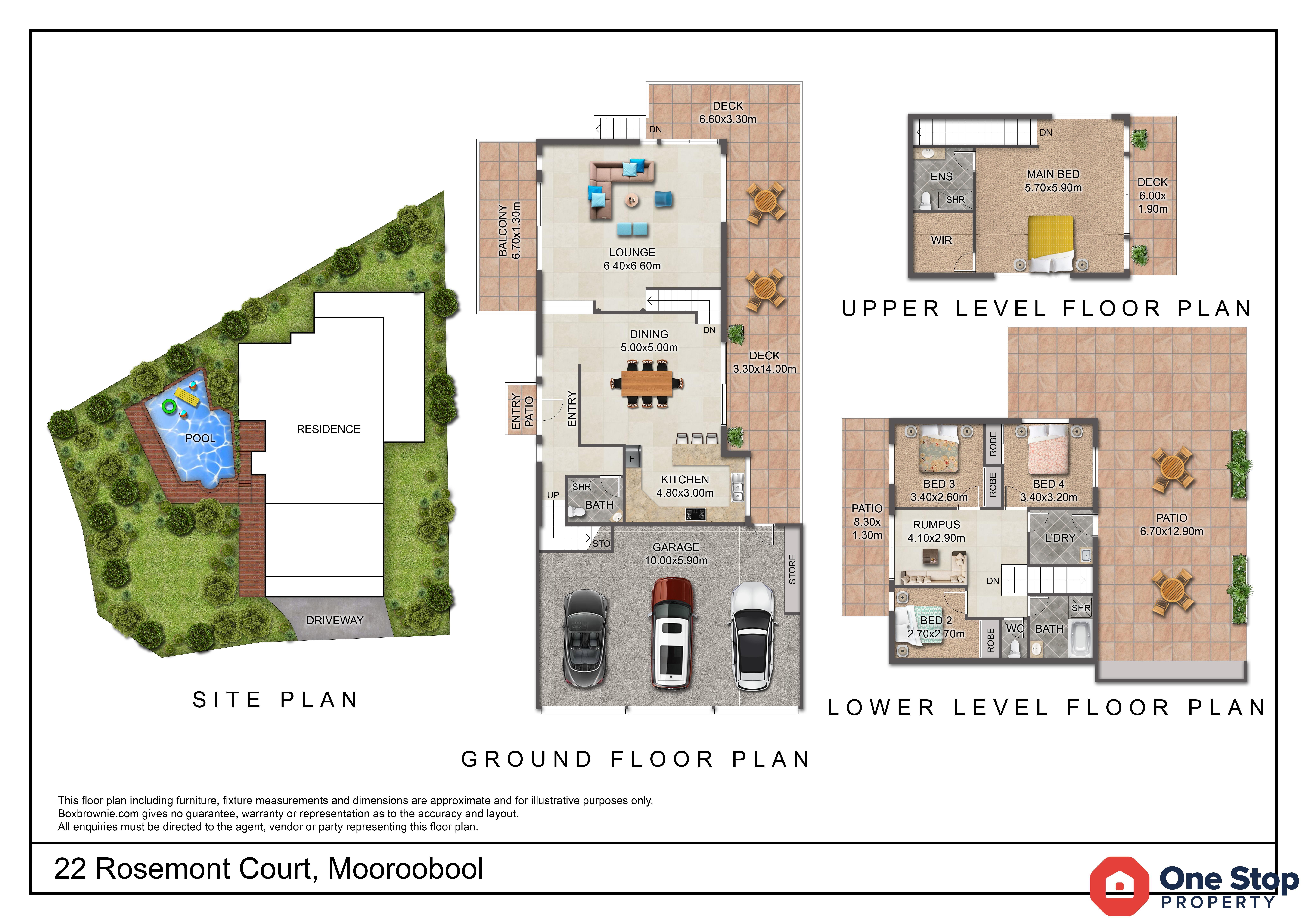 22 Rosemont Court, Mooroobool QLD 4870