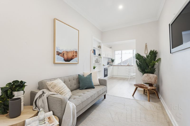 Parkside Apartment with A Fresh Scandi Feel