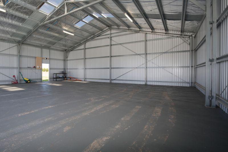 Light Aircraft Hangar or Extra Storage