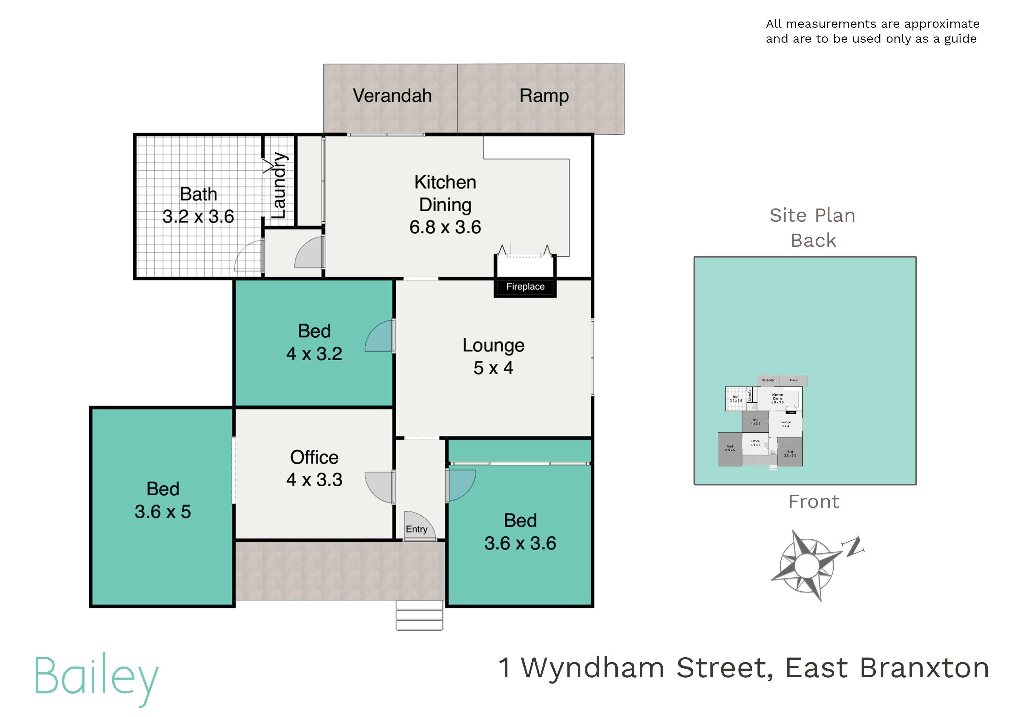 1 Wyndham Street, Branxton