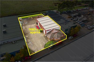 Warehouse Plus Huge Yard