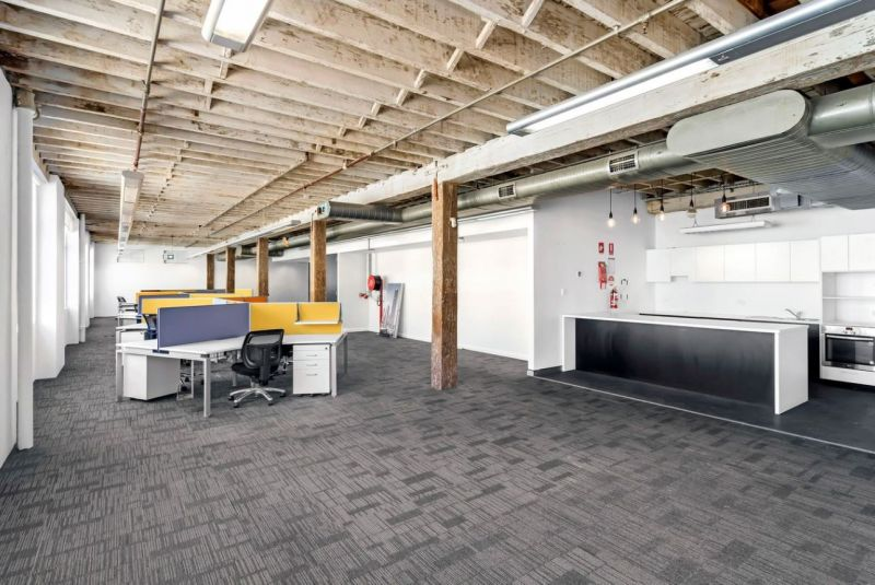 City Fringe Office Space