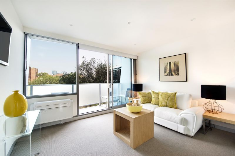 Flagstaff Place: Stunning Furnished Two Bedroom Apartment Awaits!